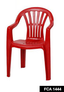 Plastic-Arm-Chair
